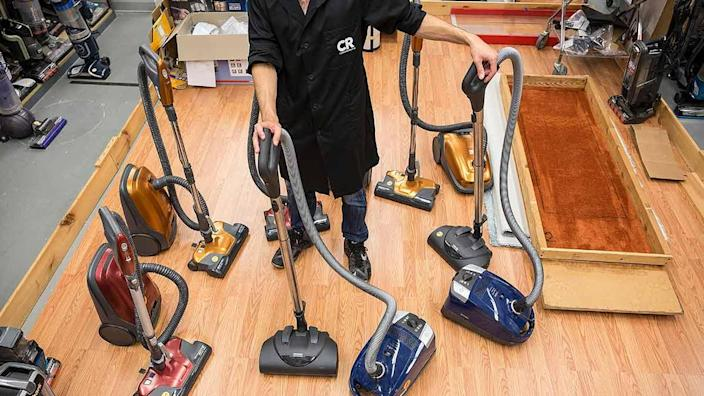 Best Canister Vacuums Of The Year