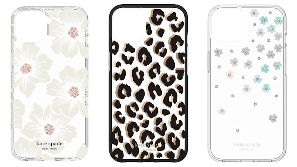 Match your phone case to your Kate Spade purse.