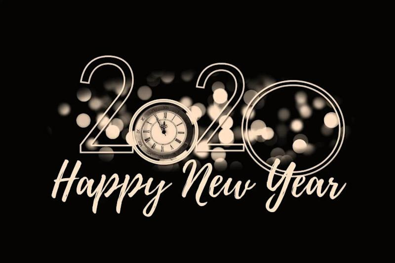 Happy New Year to all our readers!
