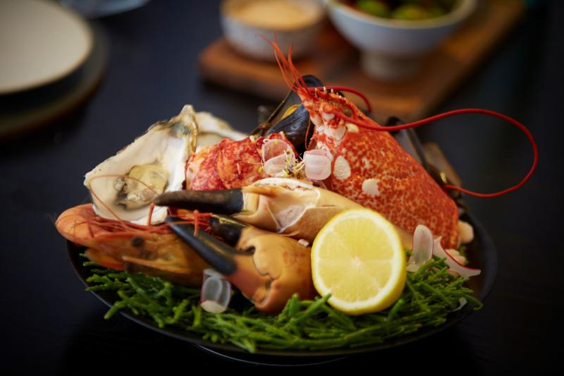 Take the opportunity to sample some of the Islands of Guernsey's beautiful seafood.