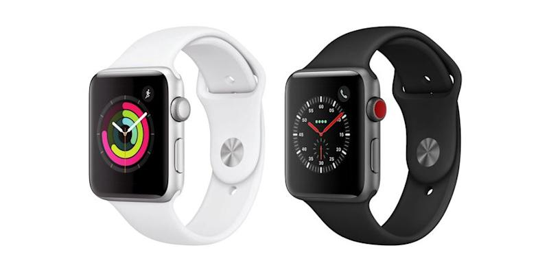 4f21a9a3dc481 You Can Get an Apple Watch Series 3 for  80 Off From Walmart Right Now