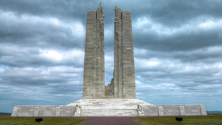 The oaks of Vimy: One man's mission to restore a natural treasure to the battlefield