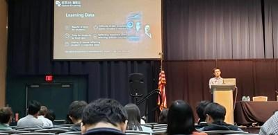 Squirrel AI Learning by Yixue Group Learning Won Best Paper & Best Student Paper Award at ACM KDD International Symposium on Deep Learning on Graph