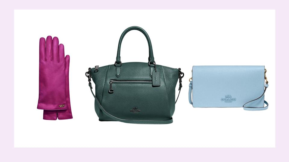 Coach's Winter Sale is here - save 50 % on select styles