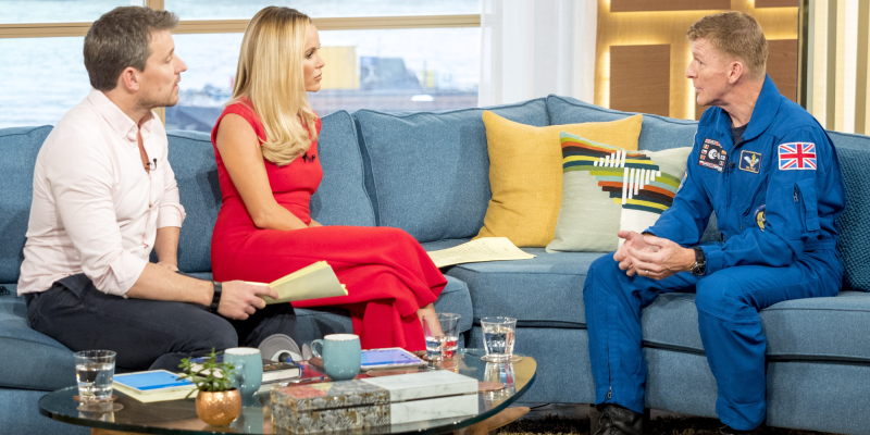 One small step for Amanda Holden, one giant leap for stupidity