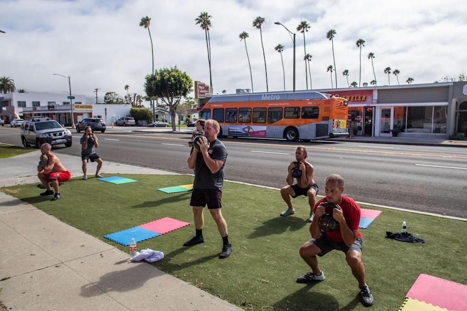 """<p>It isn't cheap to travel to the Games, and CrossFit doesn't cover <a href=""""https://breakingmuscle.com/fitness/the-high-costs-and-not-so-sexy-side-of-being-a-pro-athlete"""" rel=""""nofollow noopener"""" target=""""_blank"""" data-ylk=""""slk:the cost of travel"""" class=""""link rapid-noclick-resp"""">the cost of travel </a>or pay for accommodations of athletes once they arrive. However, most of the top competitors who travel <a href=""""https://morningchalkup.com/2019/04/19/can-athletes-really-make-a-living-doing-crossfit-my-experience-says-yes-opinion/"""" rel=""""nofollow noopener"""" target=""""_blank"""" data-ylk=""""slk:are sponsored"""" class=""""link rapid-noclick-resp"""">are sponsored</a>, which means that they will most likely not have to pay out of pocket. </p>"""