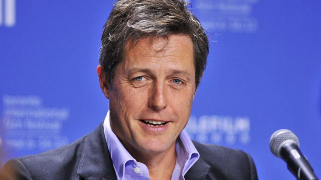 Hugh Grant 'Thrilled' by Son's Birth