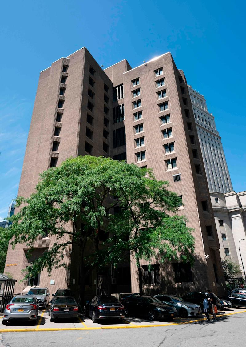 Jeffrey Epstein was found dead at the Metropolitan Correctional Center in New York.