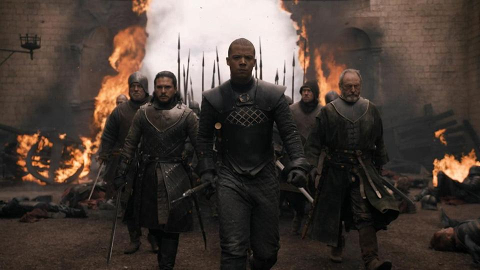 Game of Thrones on HBO Max