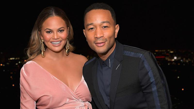Chrissy Teigen and John Legend's Daughter Luna Can't Stop Smiling During Her First Rockettes Show