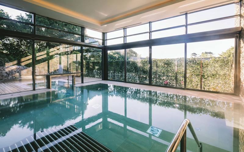 Save up to 20 per cent on a superb stay, relax and unwind in the luxury spa at the Boringdon Hall Hotel - Matthew Hawkey
