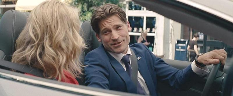 Nikolaj Coster-Waldau stars in the chic-flick 'The Other Woman.' Source: Supplied