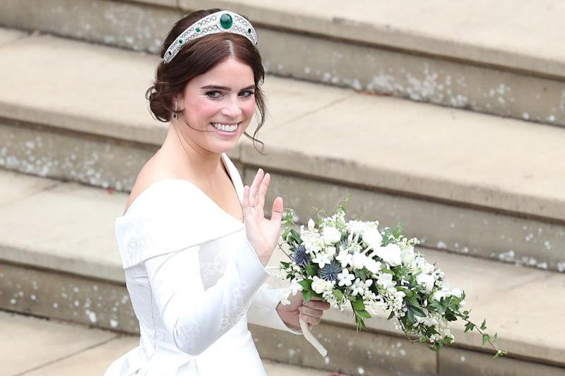 Princess Eugenie | ANDREW MATTHEWS/AFP/Getty Images