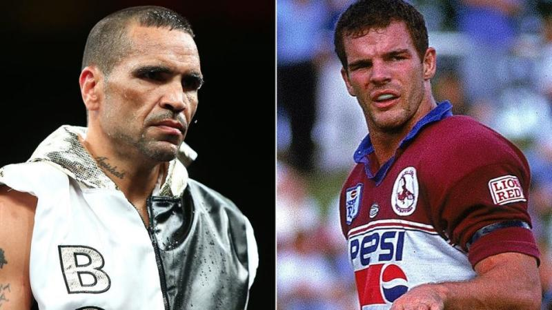 Roberts ripped into Mundine. Pic: Getty