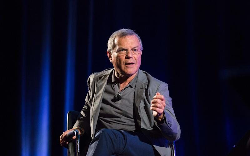 Sir Martin transformed WPP from a tiny wire based manufacturer into a £20bn giant - © 2015 Bloomberg Finance