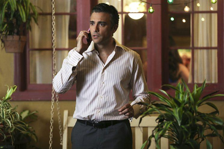 Jaime Camil as Rogelio (Credit: Scott Everett White/The CW)