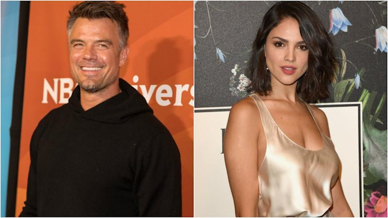 Josh Duhamel and Eiza Gonzalez Are All Smiles on First Public Date Night -- See the Pic