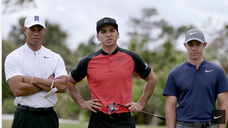 15db73c5cf19 Nike Golf rolls out new ad strategy for The Masters