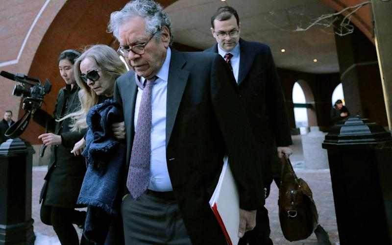 Kapoor is the firstowner of a pharmaceutical company to be jailed over the crisis - AP