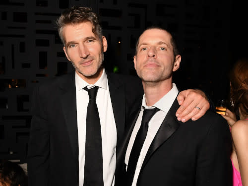 'Game of Thrones' alum David Benioff and D.B. Weis are the series' showrunners