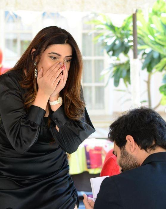 Shireen Mirza proposal