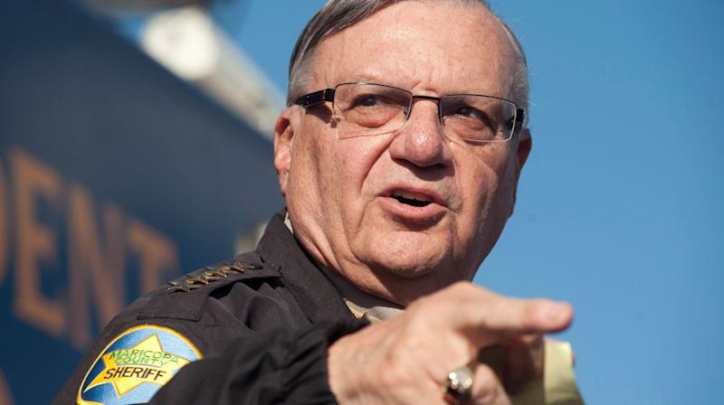 Joe Arpaio Says He'll Never Apologize For Racially Profiling Latinos