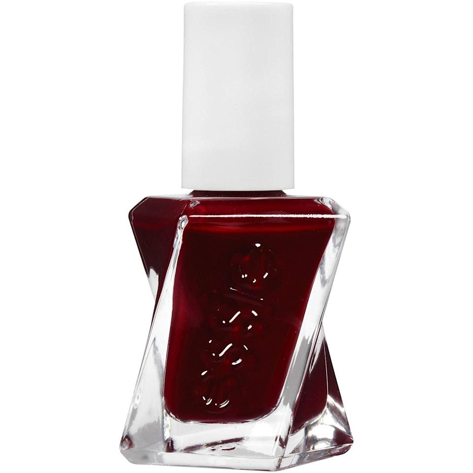 <p>The <span>Essie Gel Couture Spiked With Style Nail Polish</span> ($12) is a stand-out winter nail polish color that matches the passionate, vibrant personality of an Aries. </p>
