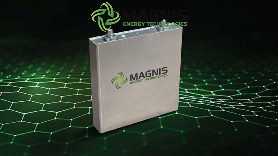 Magnis Energy Technologies Limited (ASX:MNS)