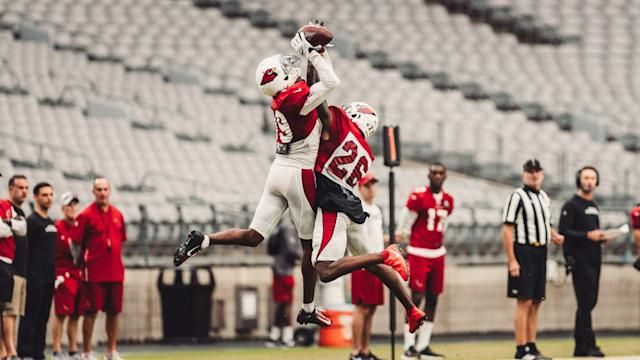 After Practice: Patrick Peterson Sad, And #CardsCamp Ends
