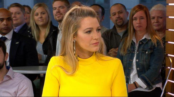 VIDEO: Blake Lively opens up about 'All I See is You' (ABCNews.com)