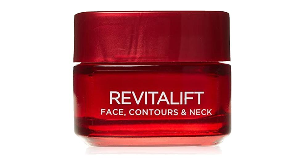 L'Oréal Paris Revitalift Face Contours and Neck Re-Support Cream