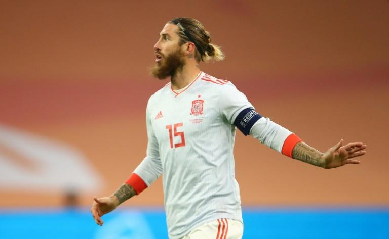 Sergio Ramos is set to make his 177th appearance for Spain against Switzerland this weekend.