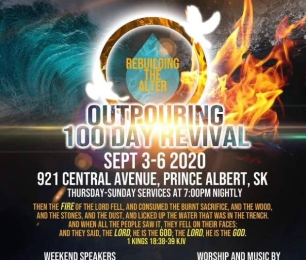 Prince Albert Full Gospel Outreach Centre