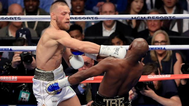 Donald Cerrone is the immediate focus but could Manny Pacquiao and another foray into boxing be on the cards for Conor McGregor?