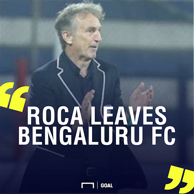 The Spanish tactician has opted to part ways with the Blues after guiding them to the Inter-Zonal semifinals of the AFC Cup....