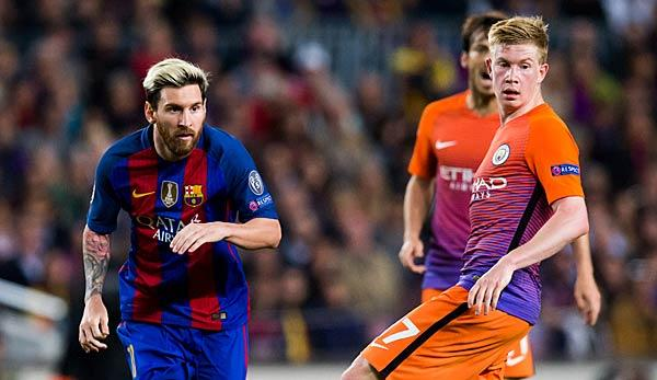 International: Barca-Legende Xavi adelt De Bruyne: Er ist Citys Messi