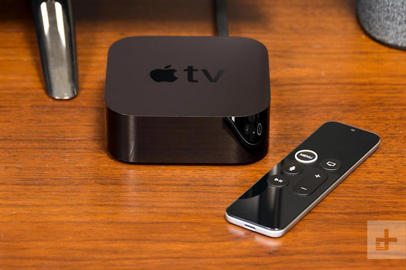 New Apple TV with A12X Bionic power is 'ready to ship'