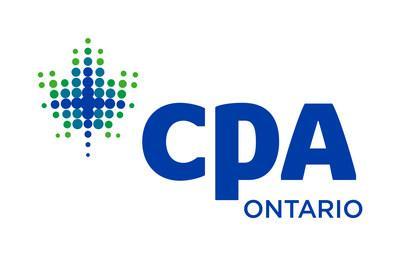 Chartered Professional Accountants of Ontario Logo (CNW Group/Chartered Professional Accountants of Ontario)