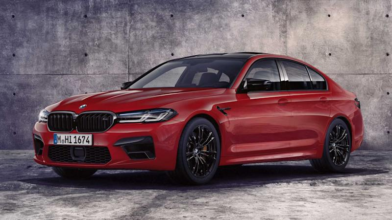 BMW M5 / M5 Competition 2021