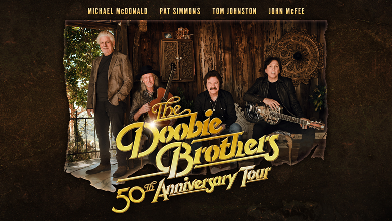 Doobie Brothers and Michael McDonald reunite for 50th anniversary tour