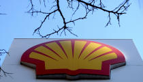 FILE - This Wednesday, Jan. 20, 2016 file photo shows the Shell logo at a petrol station in London. On Friday, Feb. 12, 2021, The Associated Press reported on stories circulating online incorrectly asserting that the oil company Shell is eliminating 9,000 jobs because of President Joe Biden. But energy producer Royal Dutch Shell announced in September 2020 before Biden was elected, that the company would cut up to 9,000 jobs worldwide. (AP Photo/Kirsty Wigglesworth)