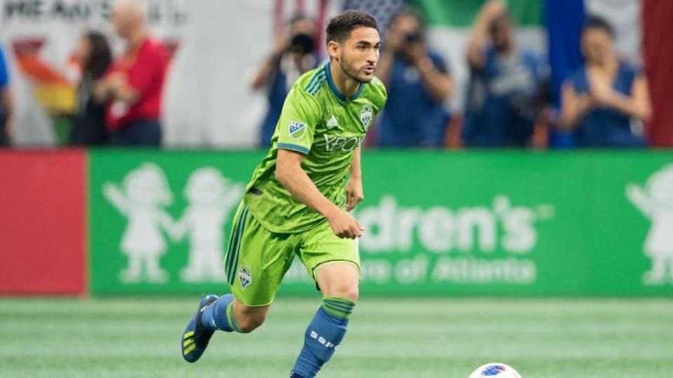 Seattle Sounders v Atlanta United | Michael Chang/Getty Images