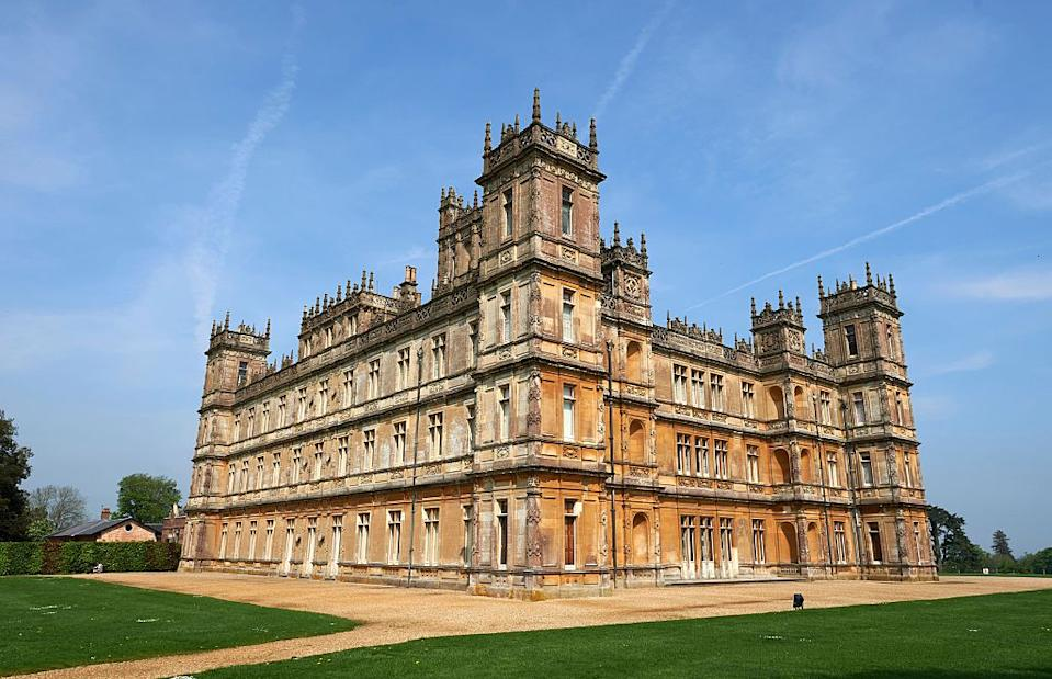 Highclere Castle will open its doors for one night only on November 26 [Photo: Getty]