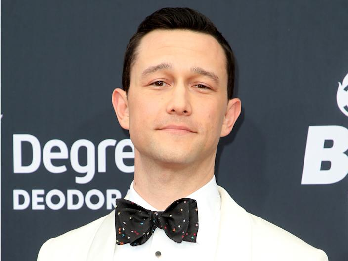 Joseph Gordon-Levitt at Comedy Central Roast Of Bruce Willis in 2018.