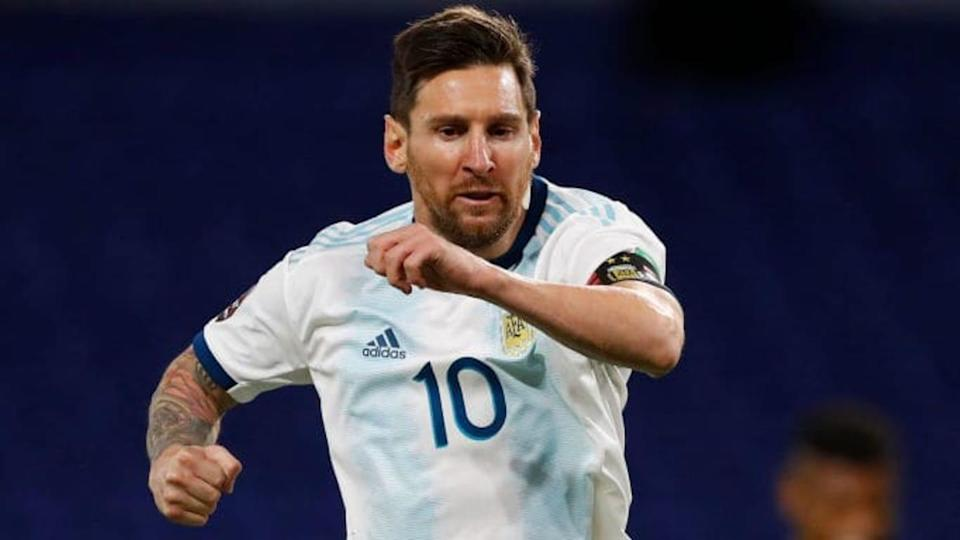 Leo Messi, Argentina   Pool/Getty Images