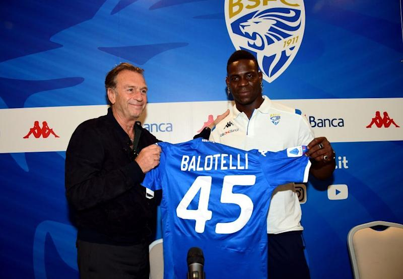 Balotelli subjected to racism by president
