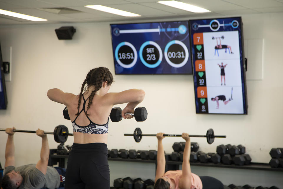 (PHOTO: Body Fit Training One North)