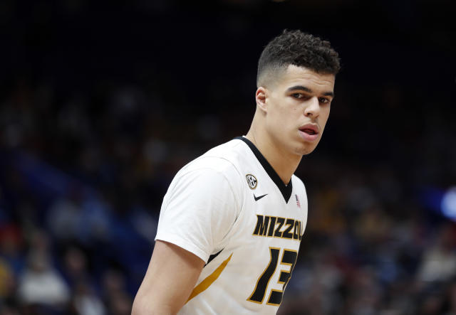 Michael Porter Jr. has declared for the NBA draft. (AP)