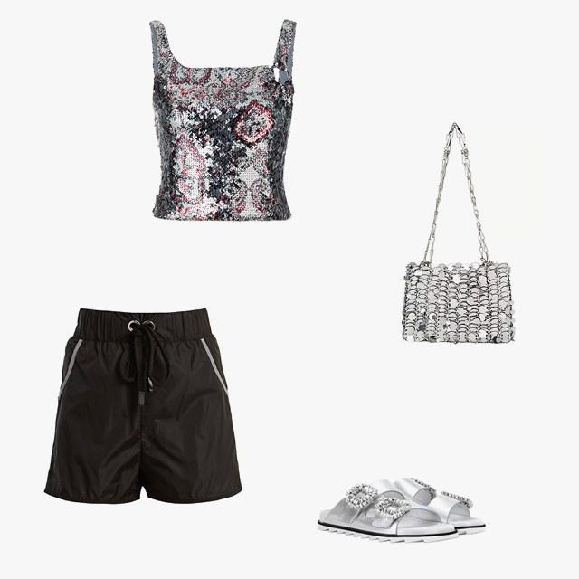 Is there life après-treadmill for the gym short?