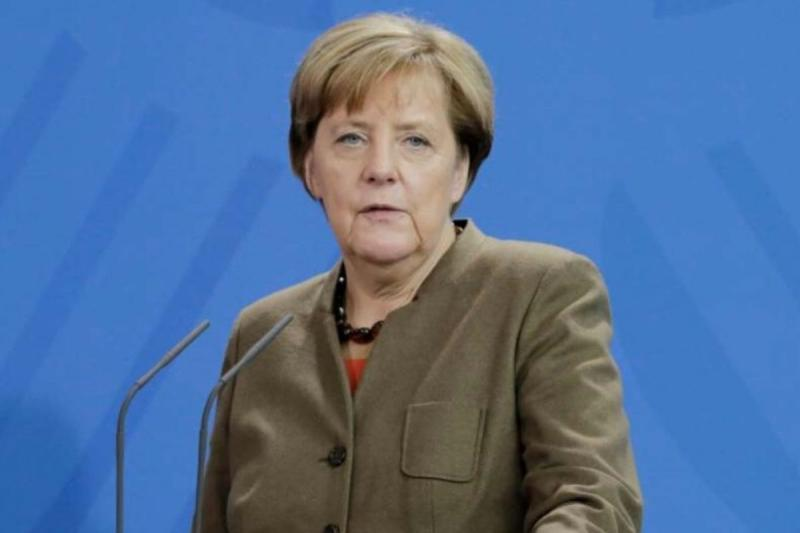 coronavirus germania angela merkel